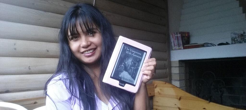 Jessica E Larsen book review